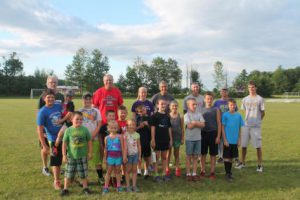 Running Clinic - WCS Booster Club